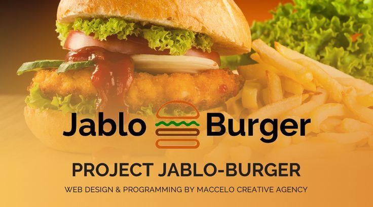 Project Jablo-Burger on Behance