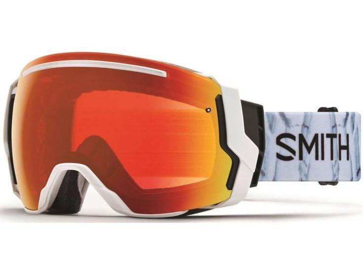 Brýle Smith I/O 7, sage id, chromapop everyday red. M00667X9K99MP