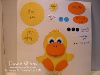 Rubber Ducky punch art - bjl