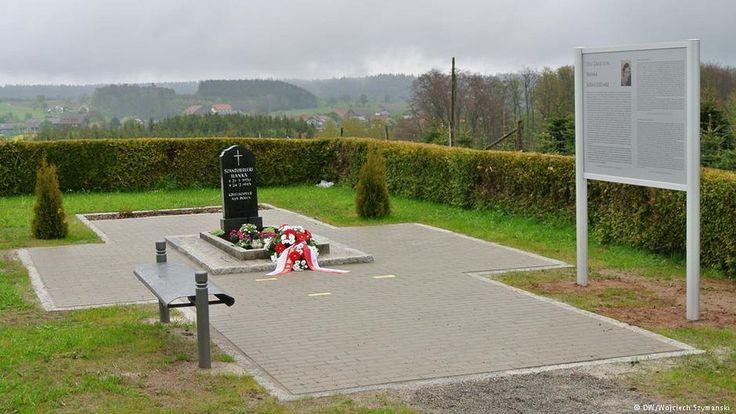W małej miejscowości Wagenschwend na północy Badenii od końca wojny stał grób polskiej pracownicy przymusowej. Dopiero niedawno okazało się, że to mogiła żony Zygmunta Szendzielarza 'Łupaszki', zabitej pod koniec wojny.