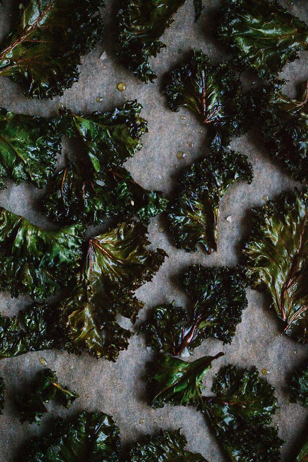 Kale chips — Call me cupcake