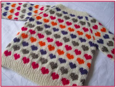 dávadóttir: Opskrift på hjertesweateren 'Sigrid' :)