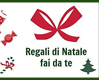 Regali di Natale fai da te   Idee semplici e simpatiche