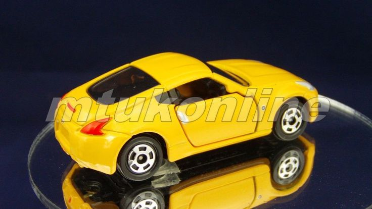 TOMICA 055H NISSAN FAIRLADY 370Z Z34 | 1/57 | 55H-1 | FIRST | 2009 CHINA