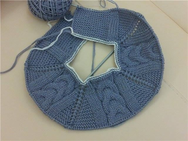 sweater in the round - image only