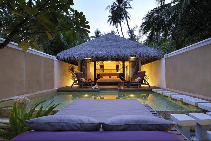 Maldives Resort: Coco-bodu-hithi.