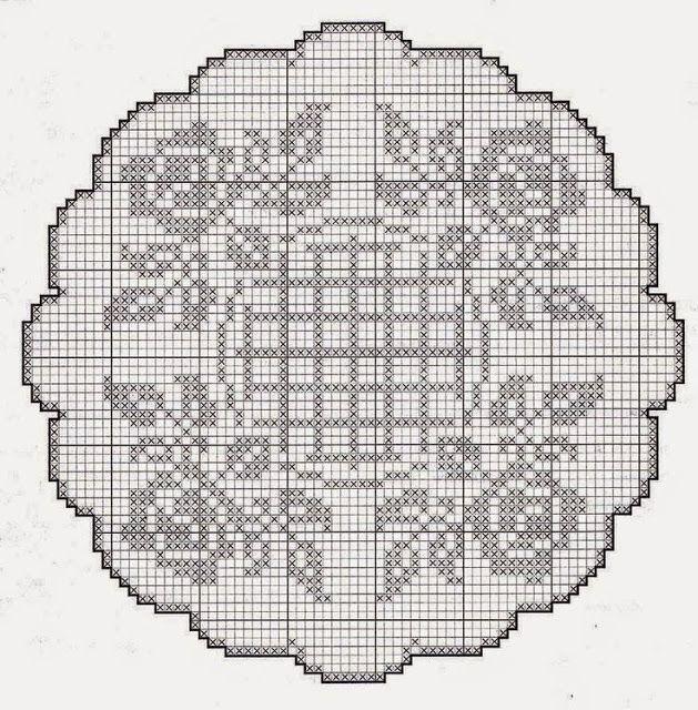 مدرسة صغيرة من الحياكة: مخطط رقم 119