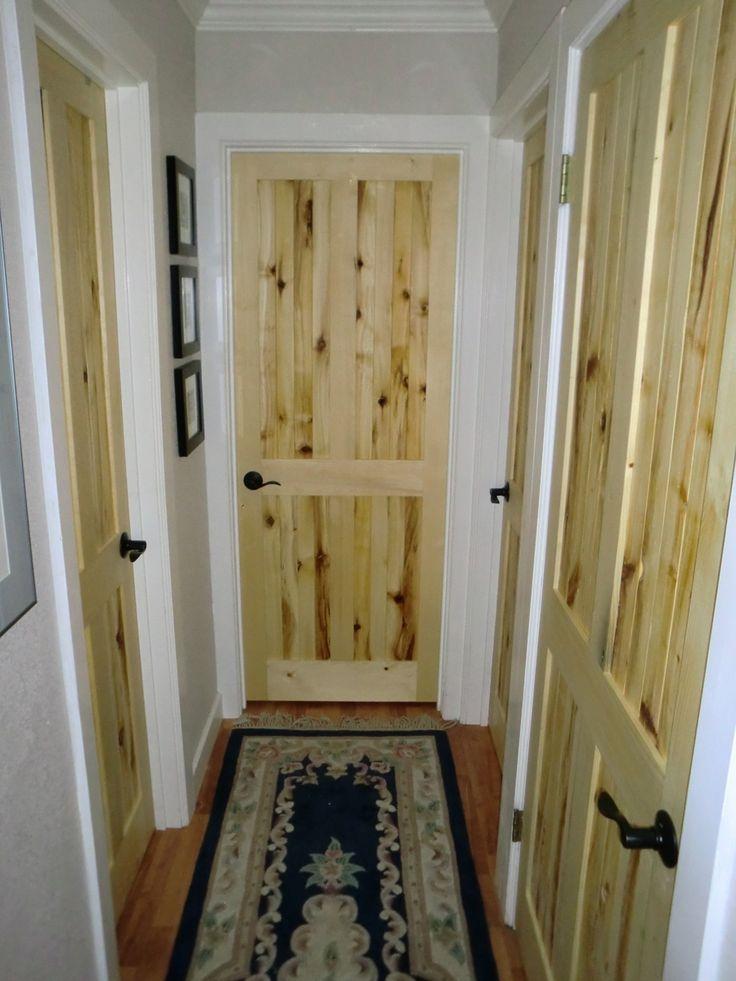 Custom made four panel interior doors cottage pinterest for Custom made doors