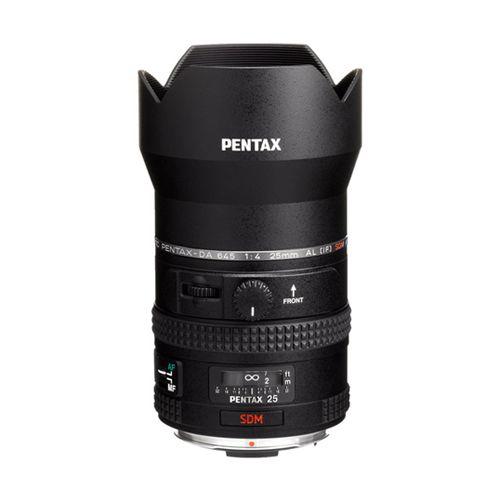 Pentax DA 645 25mm F4 SDM