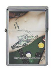 Naked Sexy Tattooed Girl On Pool Table Wind Proof Flip Style Lighter Shinny Chrome by Lighter. Save 35 Off!. $12.99. Naked Sexy Tattooed Girl On Pool Table Wind Proof Flip Style Lighter Shinny Chrome. Beautiful Full Color image permanently imprinted on a metal windproof Flip Style lighter. Body piercing is the practice of puncturing or cutting a part of the human body, creating an opening in which jewelry may be worn.[1] Body piercing is a form of body modification. The word piercing can...