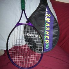 Tennis Racket in Harveys' Garage Sale in Perry , OH for $30.00. Smasher