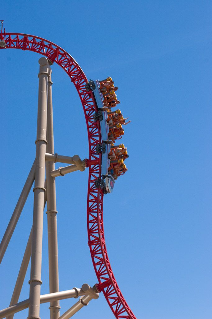 10 Highest Roller Coasters on Earth