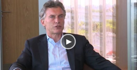 "CNN: Macri: ""Argentina caminó bordes peligrosos, chavistas"" | Adribosch's Blog"