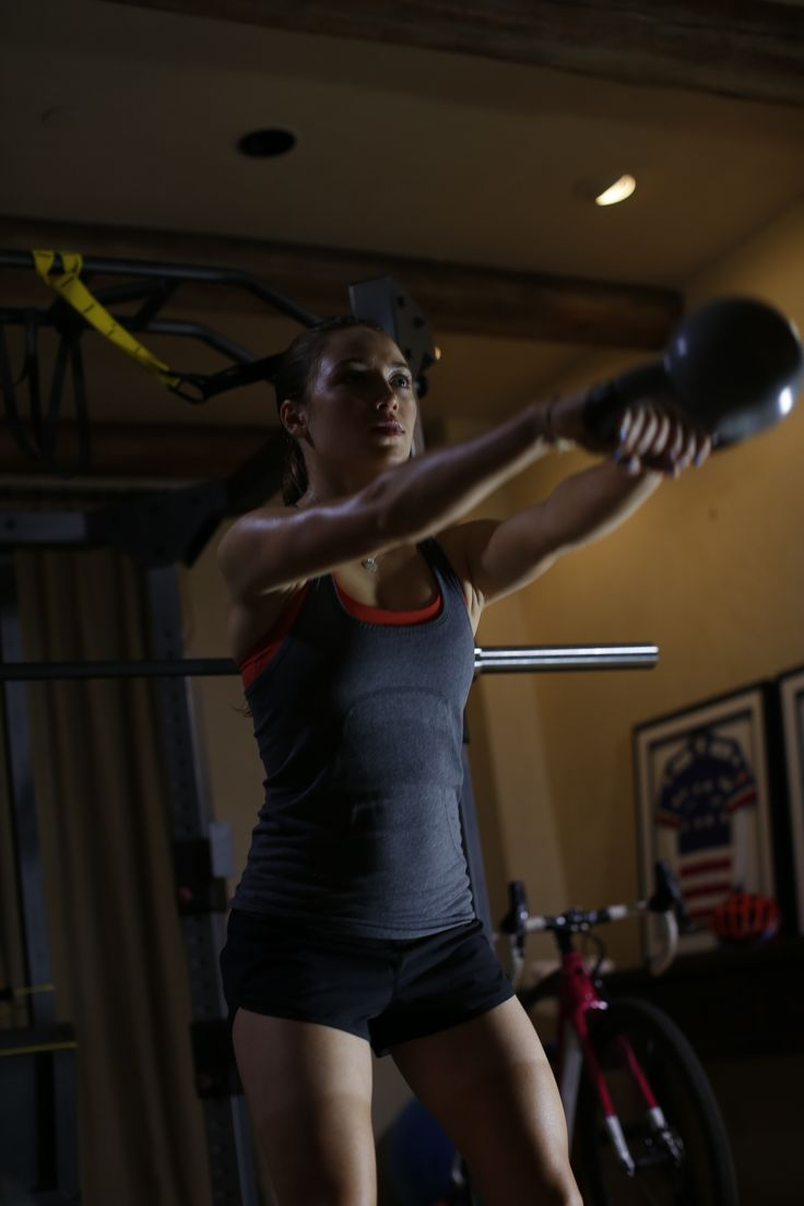 """Cross training as part of the """"This Is Going To Be Epic"""" mindset."""