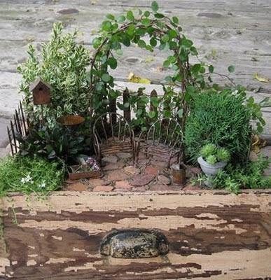 Fairy Yard ideas