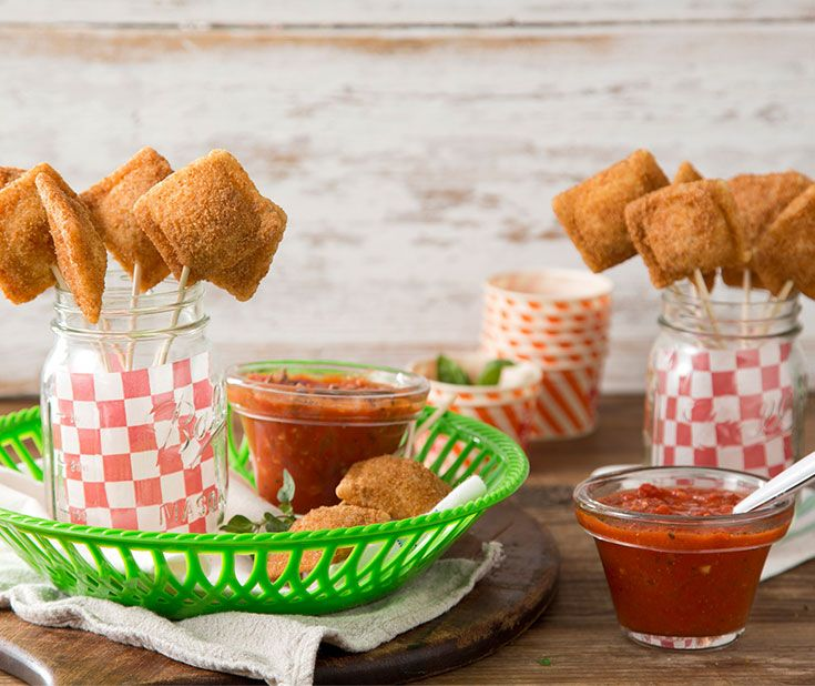 ... Louis Themed Party on Pinterest | Pizza, Toasted ravioli and Barbecue