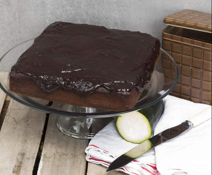 Recipe Chocolate Zucchini Cake by arwen.thermomix - Recipe of category Baking - sweet