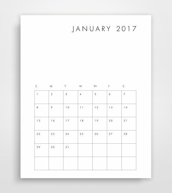 monthly work planner