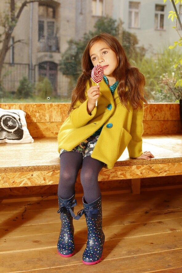 Fashion for kids Autumn/Winter 2015 Collection Delicates/ CUNA VLNAMI