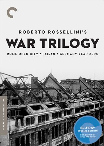 Roberto Rossellini's War Trilogy - The Criterion Collection