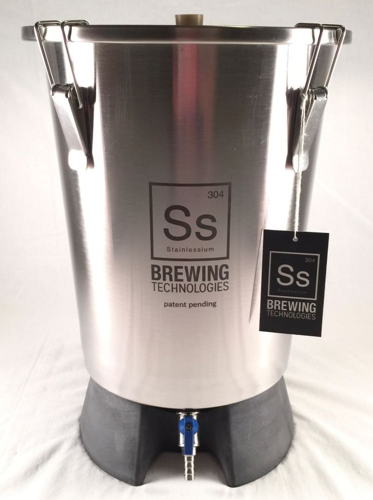 31 best images about fermmenting equipment on pinterest for Craft a brew fermenter