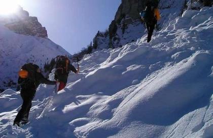 Raquetas de nieve en Gredos » Tuawo