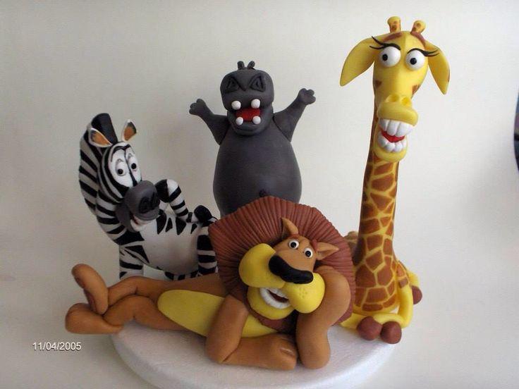 polymer clay porcelana fria pasta francesa masa flexible fimo gum paste pasta goma modelado figurine modelling topper biscuit madagascar