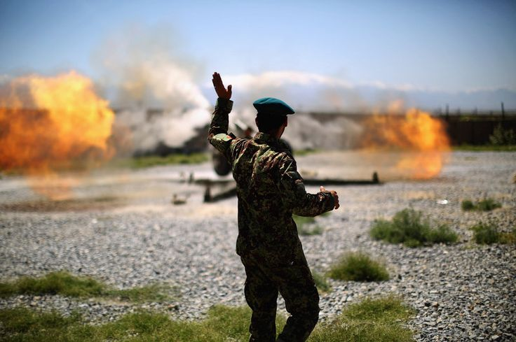 On Its Own, The Afghan Army Takes The Fight To The Taliban - NPR #Afghanistan, #Taliban, #World