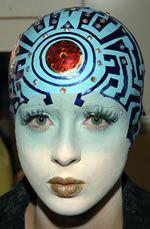 Manish Arora's Sci-Fi Make-up. - Neatorama