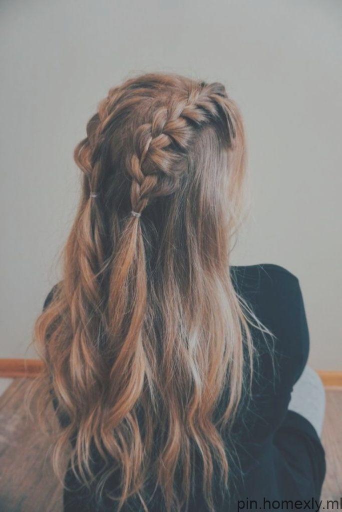 10 idées de coiffure rapides qui font gagner du temps le matin | Ecemella  #Ecemella #H