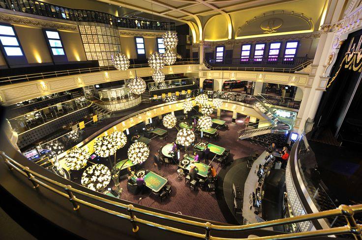 Beautiful interior design from the famous Hippodrome casino. http://www.gamble.co.uk/hippodrome-casino-london-review.asp
