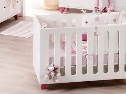 16 best Cunas de madera images on Pinterest | Baby cribs, Cots and ...