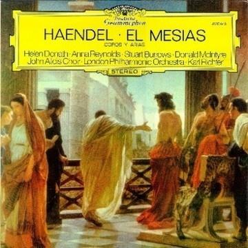 El MesíasHW 56 (en inglésMessiah, en alemánDer Messias, en francésLe Messie) es la obra más conocida deGeorg Friedrich Händel, aunque no debe ser considerada como característica, ya que ocupa un lugar único dentro de la extraordinaria colección deoratorioshandelianos. Mientras en los demás oratorios de Händel puede reconocerse una marcada influencia italiana, la música del Mesías se arraiga en las antiguas pasiones ycantatasalemanas.