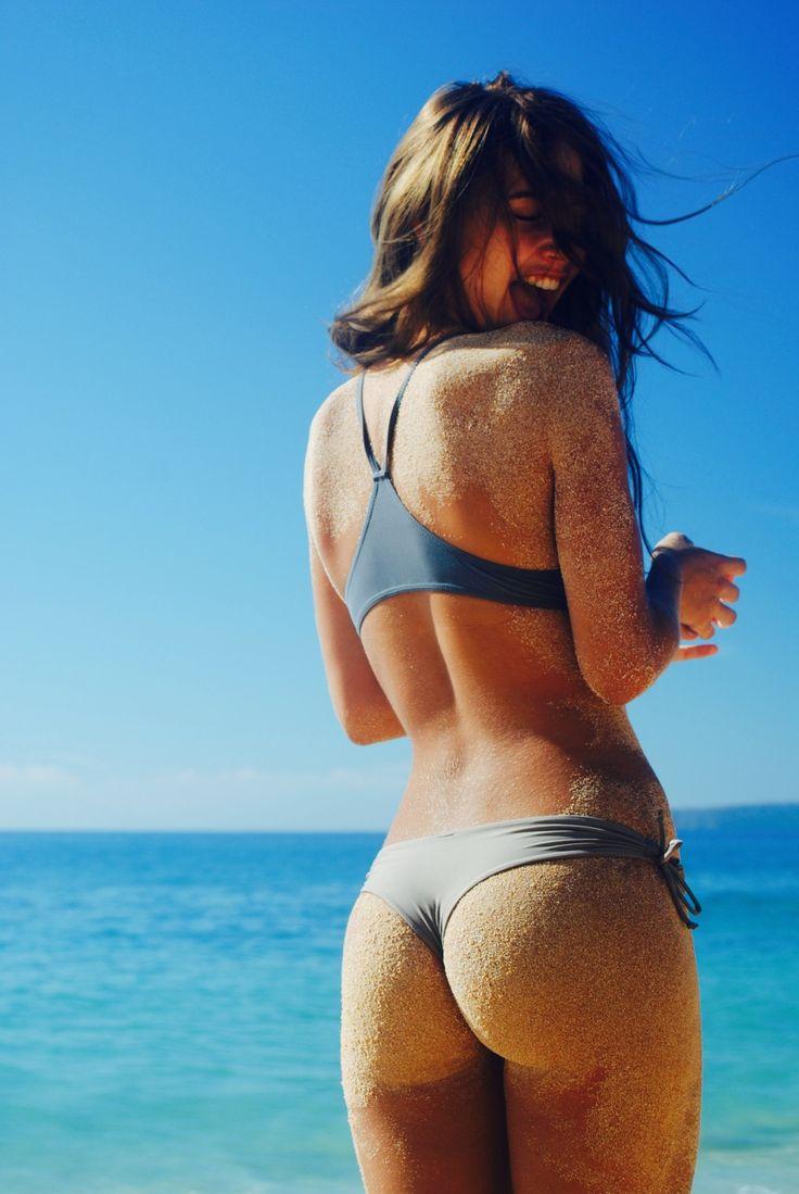 swimsuit girl ass butt behind Bikini body fitspo