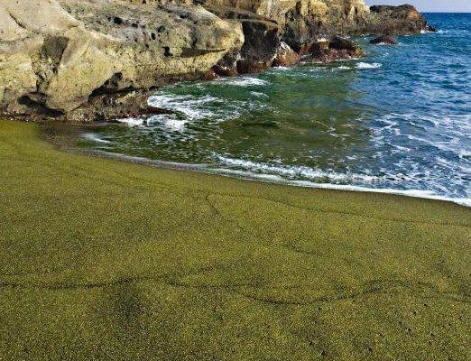 Green Sand Beach Maui The Best Beaches In World