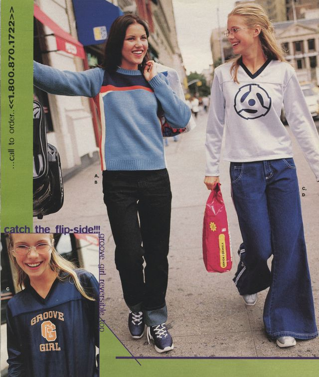 VFILES | late 90s clothing catalogs