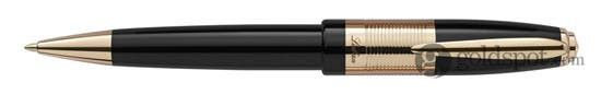 Laban Genghis Khan Black GT Ballpoint Pen