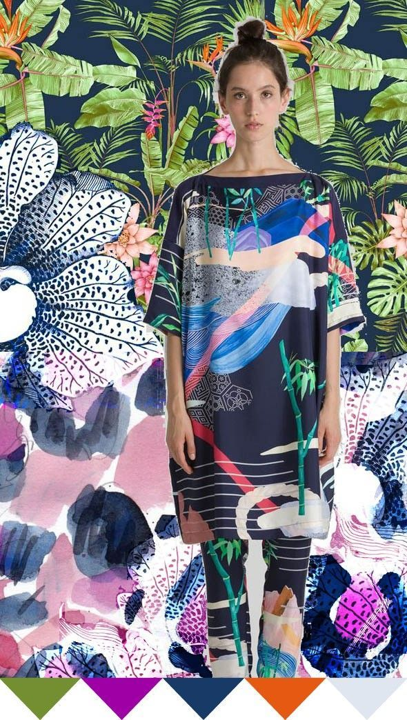 FASHION VIGNETTE: TRENDS // PATTERN PEOPLE - FLORAL CRUSHES