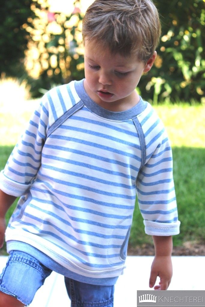 "Freebook ""Autumn & Summer Rockers"" Kinder Raglanoberteil"