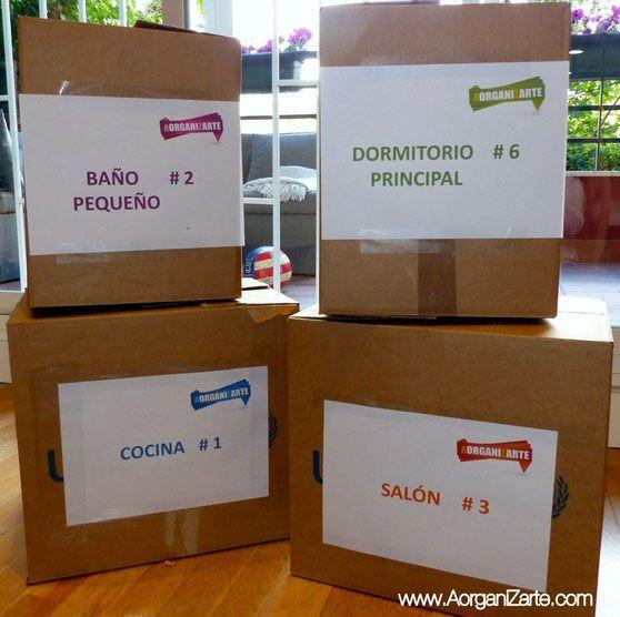 M s de 25 ideas nicas sobre cajas de mudanza en pinterest - Cajas de mudanza ...