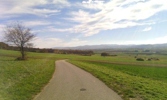 B32- es kerékpárúton Shattendorf - tól 4 km- re.