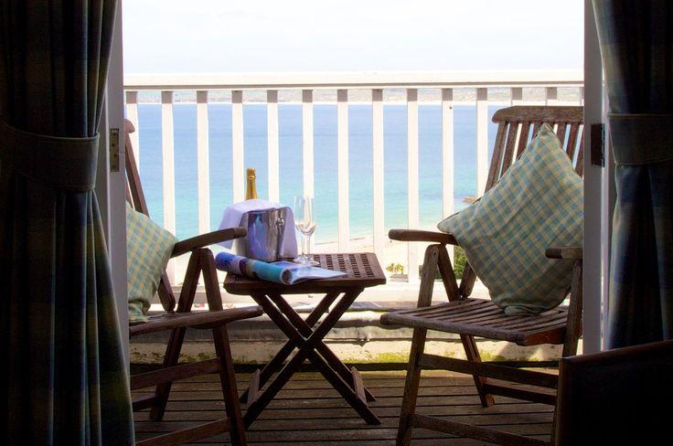 St Ives Gallery | St Ives Harbour Hotel | St Ives Bay, Porthminster Beach, Cornwall, UK
