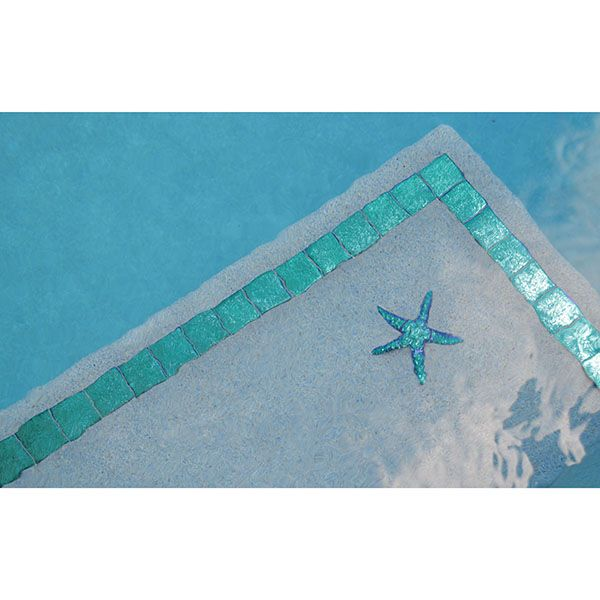Artistry In Mosaics MSAP22, , , , , , , , Decorative pool mosaic tiles - Step Markers