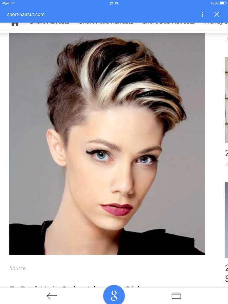 440 Best Images About Short Hairstyles On Pinterest