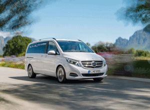 2015 Mercedes-Benz Vito was built on the extensive experience and new solutions make it modern
