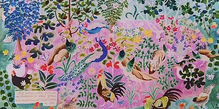 C'était l'un des maîtres de la tapisserie contemporaine. Le moine bénédictin Dom Robert, décédé en 1997 à l'âge de 90 ans, fit partie des peintres cartonniers de tapisserie les plus prolifiques et admirés du 20e siècle. Aujourd'hui une soixantaine de ses œuvres sont conservées et exposées au musée Dom Robert créé en 2015 au sein de l'abbaye de Sorèze dans le Tarn