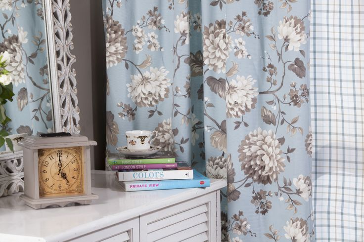 Country Rose, Collection of Furnishing Fabrics from Svenmill Ltd