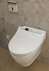 Royal Flush: High-Tech Toto Toilets in Luxury Hotels