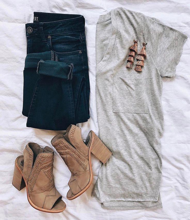 "4,994 Likes, 60 Comments - Olivia • LivvyLand (@livvylandblog) on Instagram: ""Satin top (budget friendly and SO gorgeous ), platform slides & the cutest pair of tassel…"""