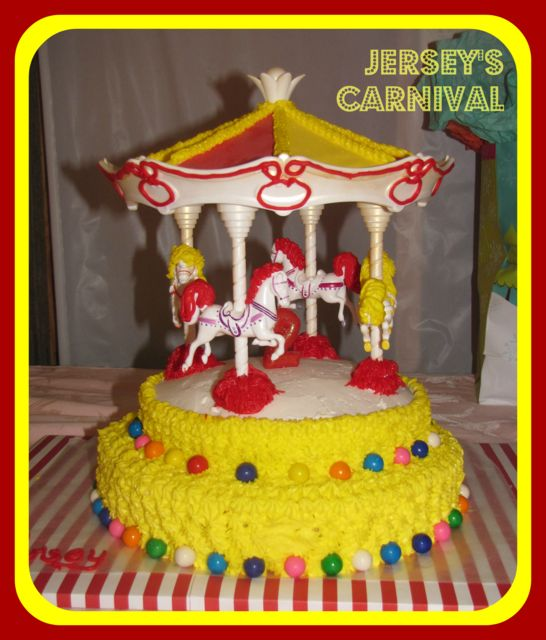 Michaels Cake Decorating Promo Code : 52 best images about carousel cakes on Pinterest Wilton ...
